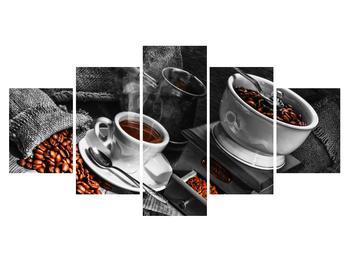 Obraz šálku kávy  (K011370K150805PCS)