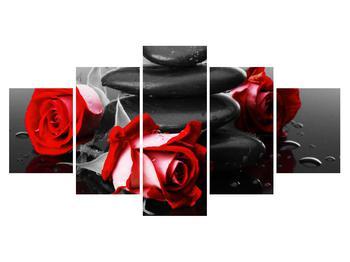 Obraz růže (K011400K150805PCS)