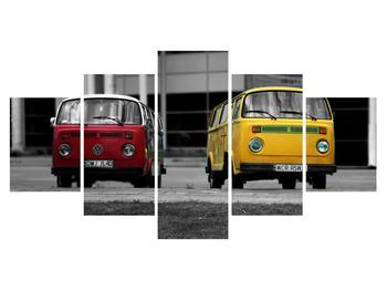 Obraz starých vozidiel (K011401K150805PCS)