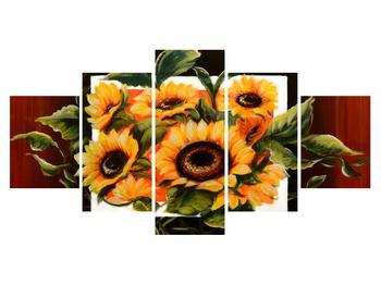 Obraz slunečnic (K011496K150805PCS)