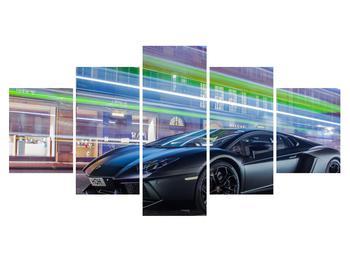 Tablou cu mașina rapidă (K011702K150805PCS)
