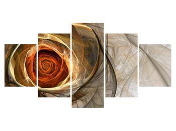 Moderní obraz růže (K011863K150805PCS)