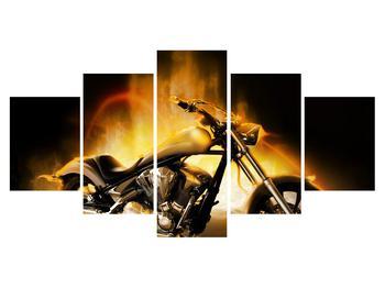 Tablou cu motocicleta (K012329K150805PCS)