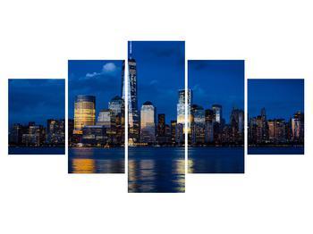 Obraz mrakodrapů (K012339K150805PCS)