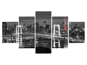 Obraz Brooklynského mostu (K012390K150805PCS)