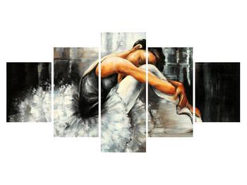 Obraz nešťastné baletky (K012404K150805PCS)