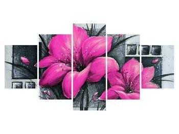 Tablou cu flori (K012456K150805PCS)
