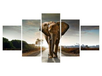 Tablou cu elefant (K012479K150805PCS)