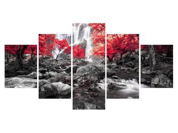 Obraz podzimní krajiny (K012485K150805PCS)