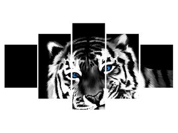 Obraz tygra s mládětem (K012573K150805PCS)