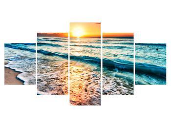 Obraz mořské pláže (K013520K150805PCS)