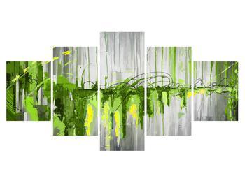 Abstraktní obraz - malba (K014961K150805PCS)