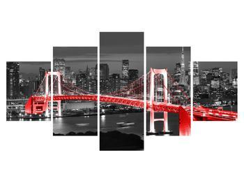 Moderní obraz mostu (K015030K150805PCS)