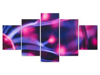 Abstraktný fialový obraz (V020032V150805PCS)
