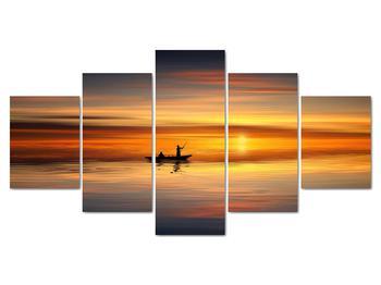 Obraz - plavba na loďke (V020168V150805PCS)