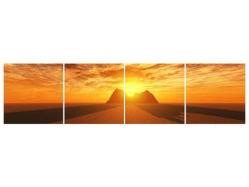 Obraz slunečního svitu (F000289F16040)