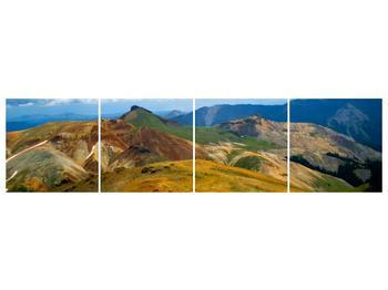 Obraz pohoří (F000517F16040)