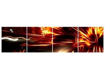 Obraz jedoucího auta (F000797F16040)