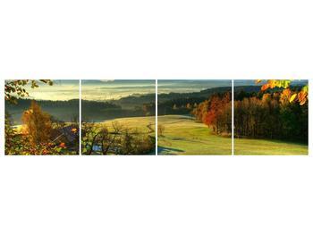 Krásný obraz podzimní krajiny (F001043F16040)