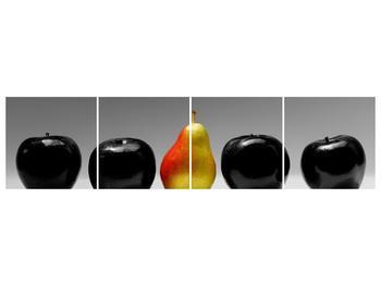 Obraz dvou jablek a hrušky (F001587F16040)
