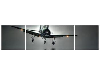 Obraz letadla  (F001593F16040)