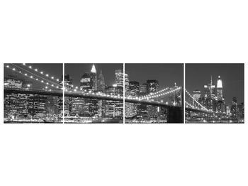 Moderní obraz - New York (F001800F16040)