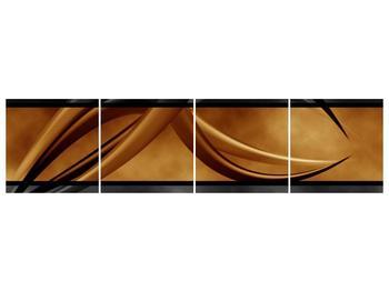 Dvoubarevný obraz chapadel (F002027F16040)