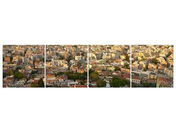 Obraz rozsáhlého města  (F002955F16040)