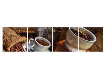 Tablou cu ceașca de cafea (K011128K16040)