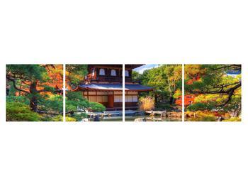 Tablou cu peisaj asiatic (K011208K16040)