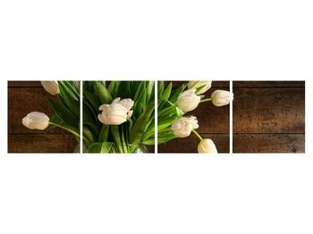 Tablou cu lalele în vază (K011364K16040)