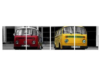 Obraz starých vozidiel (K011401K16040)