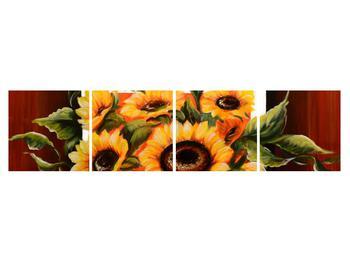 Tablou cu floarea soarelui (K011496K16040)