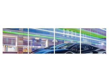Tablou cu mașina rapidă (K011702K16040)