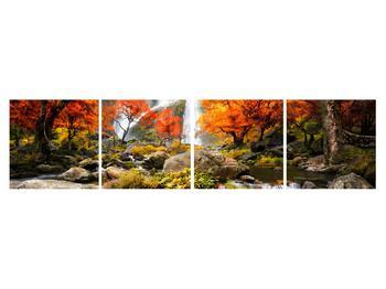 Tablou cu peisaj de toamnă (K012335K16040)