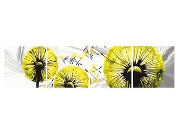 Tablou galben cu păpădii (K014028K16040)