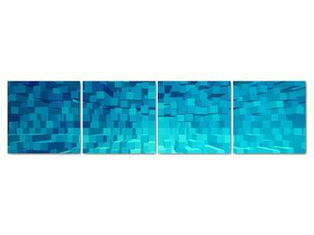 Obraz - abstraktní kostky (V020021V16040)
