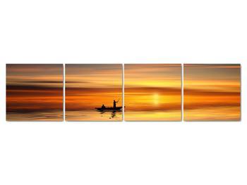Obraz - plavba na loďke (V020168V16040)
