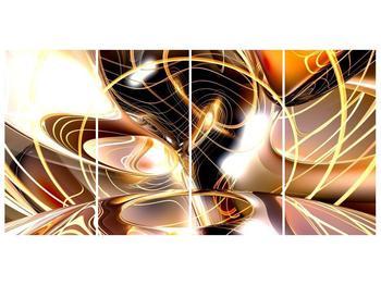 Moderní abstraktní obraz (F000168F16080)