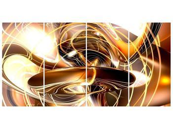 Moderní obstraktní obraz (F000203F16080)