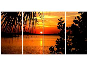 Obraz západu slunce (F000276F16080)
