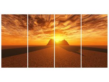 Obraz slunečního svitu (F000289F16080)