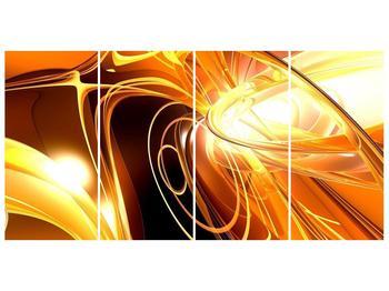 Moderní abstraktní obraz (F000310F16080)