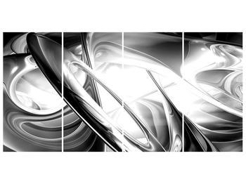 Moderní abstraktní obraz (F000357F16080)