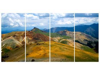 Obraz pohoří (F000517F16080)