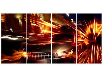 Obraz jedoucího auta (F000797F16080)