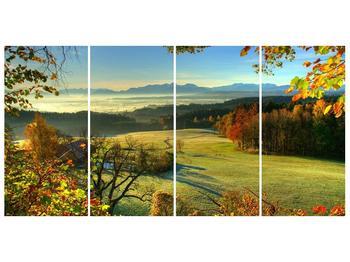 Krásný obraz podzimní krajiny (F001043F16080)