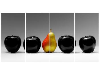 Obraz dvou jablek a hrušky (F001587F16080)