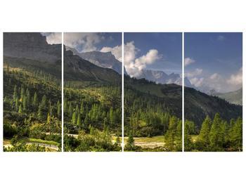 Krásný obraz hor (F001632F16080)