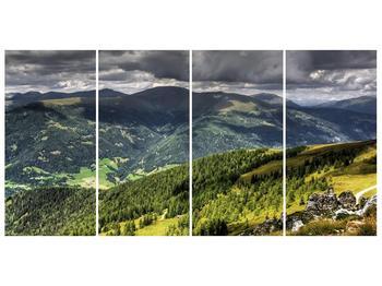 Obraz horského údolí (F001635F16080)